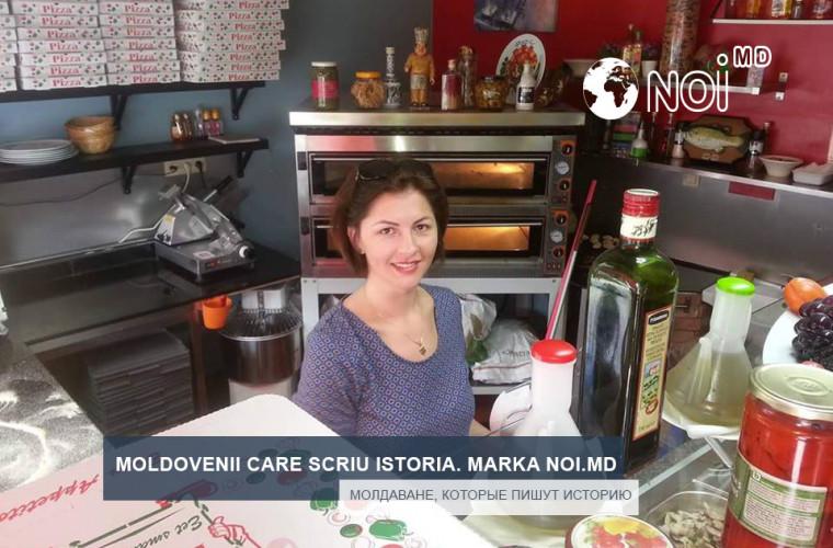 Moldoveanca care a reinventat pizza, oferindu-i și o aromă moldovenească