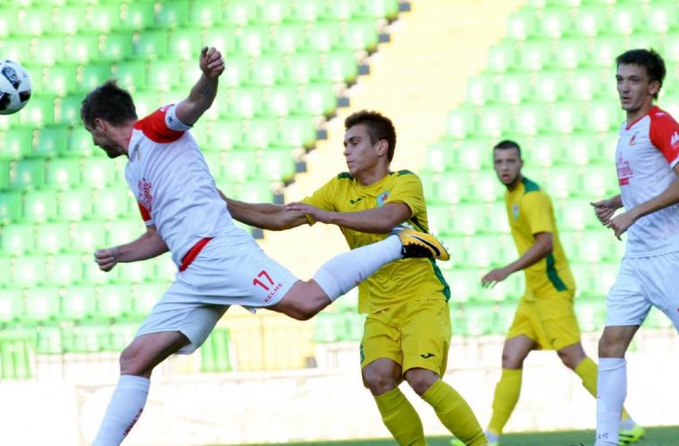 Clubul din Orhei, pe primul loc din Divizia Națională (VIDEO)