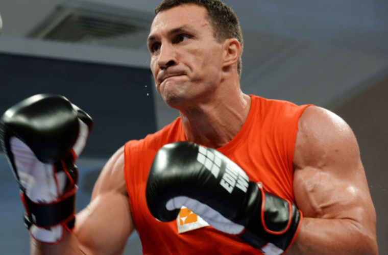 Vladimir Kliciko pleacă din boxul mare