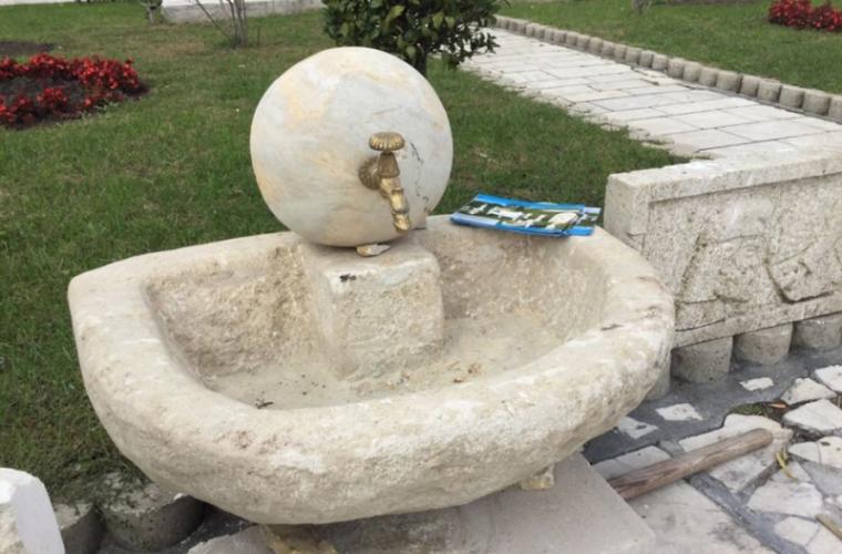 Вода для кишинёвцев: в центре столицы установят 13 питьевых фонтанчиков