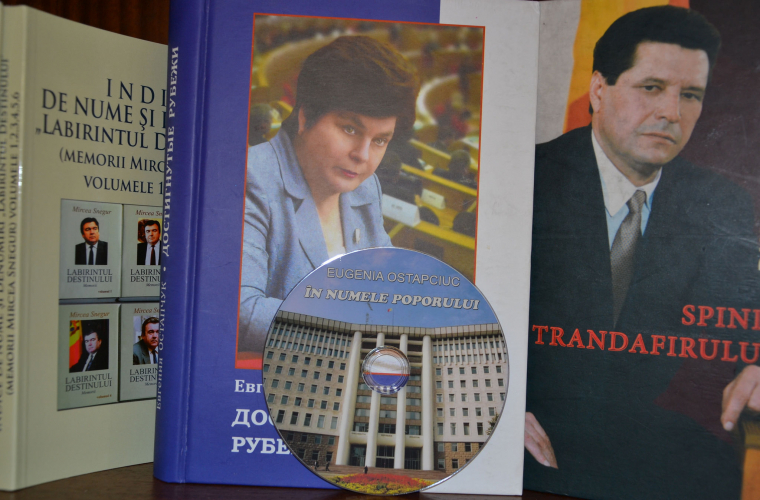 Secvențe din istorie: cum a fost aleasă unica femeie președinte de parlament din Moldova (VIDEO)