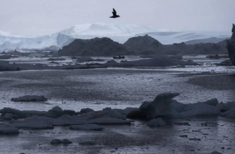 Incendiu de amploare în Groenlanda