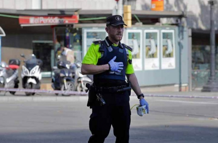 Șoferul camionetei implicate în atentatul din Barcelona identificat