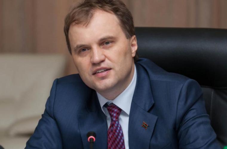 Șevciuk s-a adresat transnistrenilor