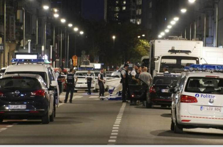 Tentativă de atac terorist în Belgia