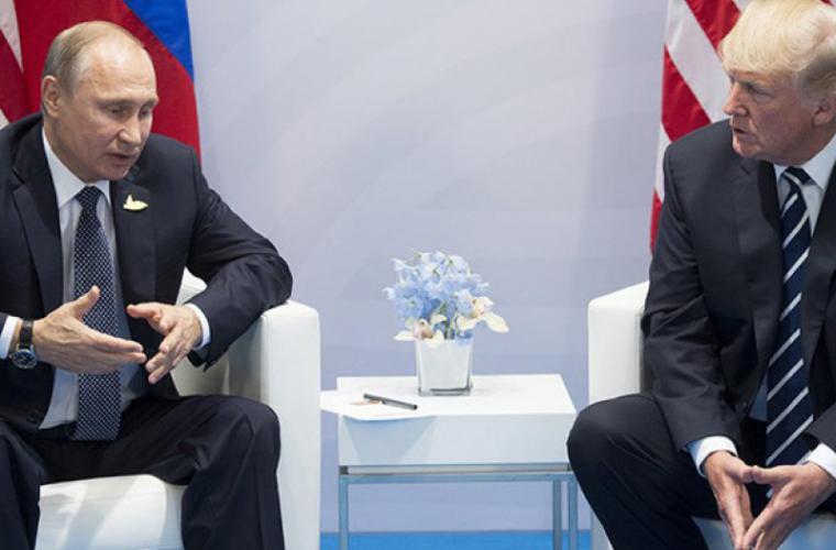 Putin, despre Trump: Nu este mireasa mea