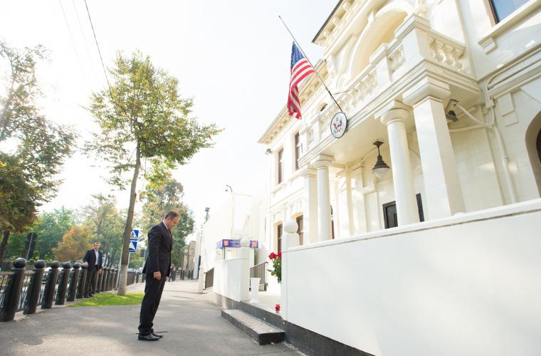 Candu: Moldova este alături de autoritățile americane (VIDEO)