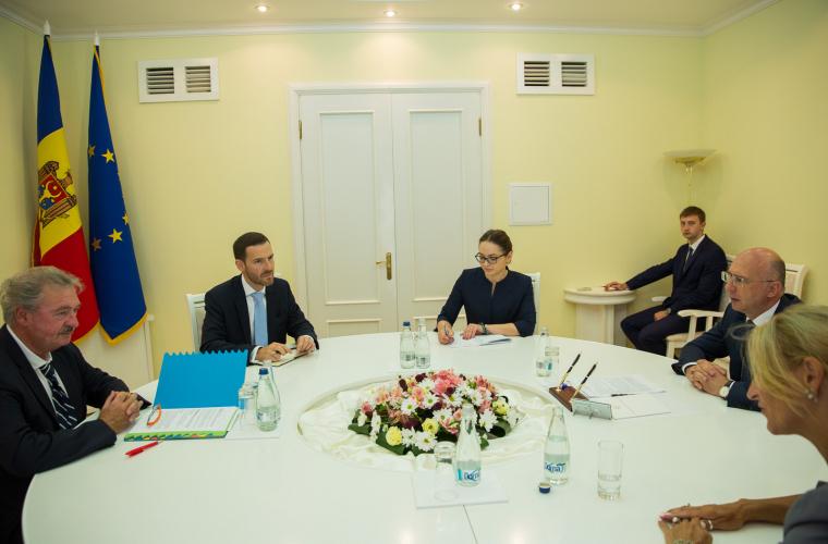 Filip despre problema Transnistreană: nu este un dosar simplu