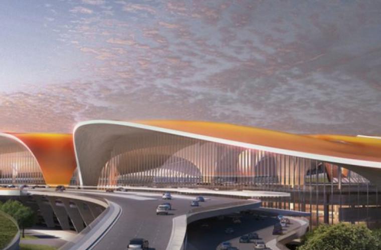 Как выглядит самый большой в мире аэропорт и когда он откроется (ФОТО)