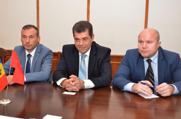 La Ministerul Apărării a fost prezentat noul ataşat militar al Turciei