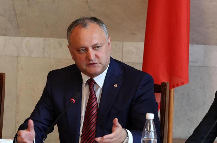 Candidatul propus de Dodon la funcția de ministru al Apărării