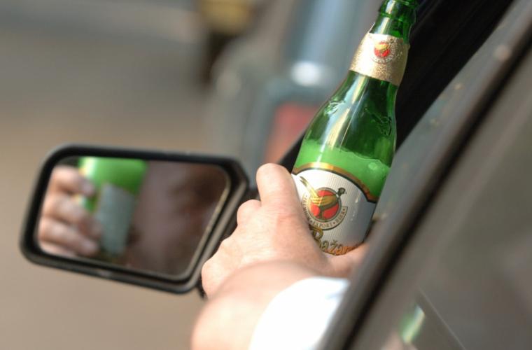 Șoferii vor putea să bea înainte să se urce la volan. Cum va fi posibil