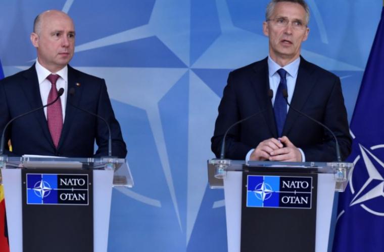 Правительство одобрило документ о сотрудничестве НАТО