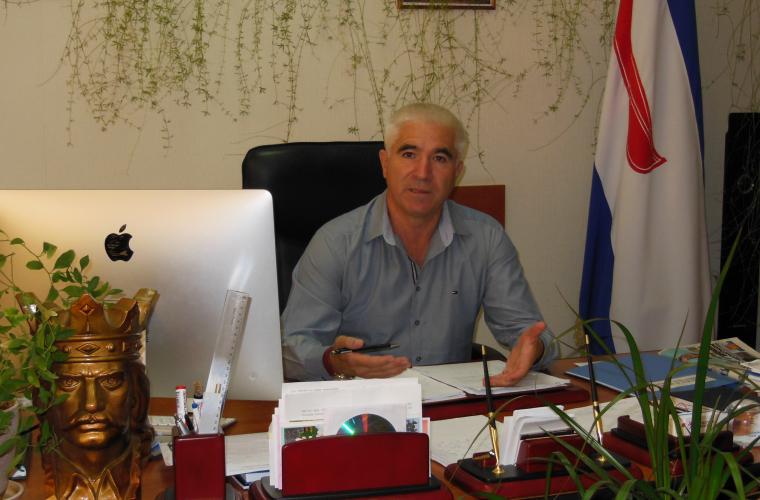 Preşedintele raionului Dubăsari, reţinut pe aeroportul Chişinău