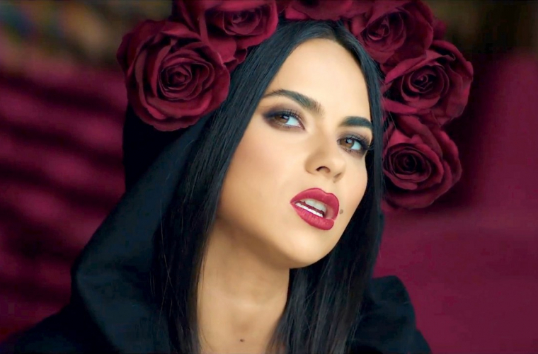 "Inna i-a înmînat o ""Notă de plată"" lui The Motans (VIDEO)"