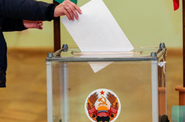 Prezență scăzută a alegătorilor, la alegerile repetate din Transnistria