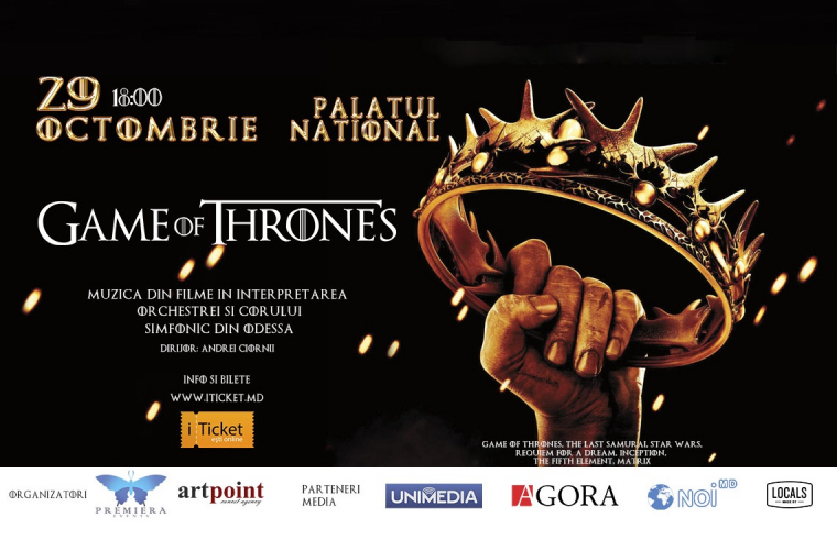 Game of Thrones - Concert Simfonic