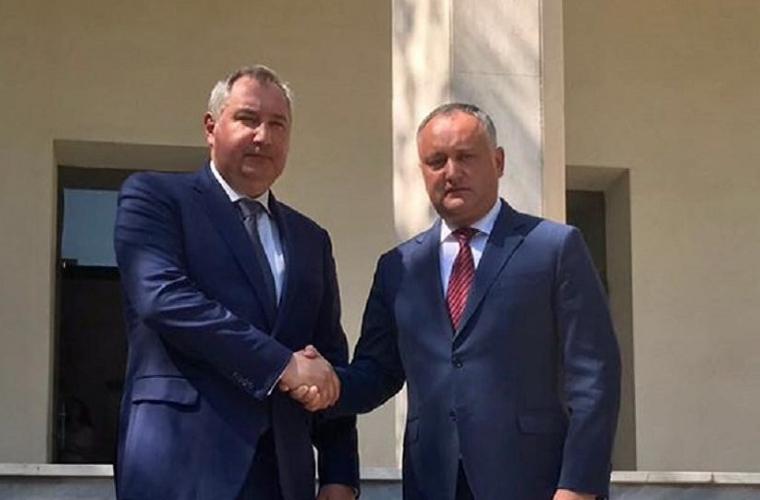 Додон хочет обсудить сПутиным отмену пошлин намолдавские фрукты иовощи