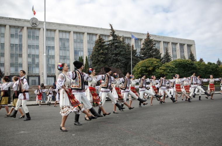 Interpreții care vor evolua pe scena din PMAN de Hramul Chișinăului