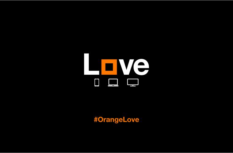 Orange LOVE. Экономь деньги, комбинируя услуги Internet + TV Acasă с абонементом для мобильного