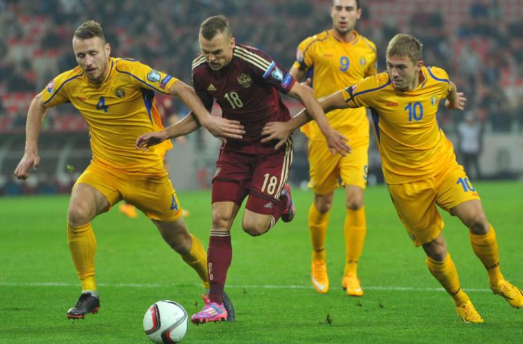 Echipa națională de fotbal a Moldovei și-a încheiat participarea la turneul de calificare