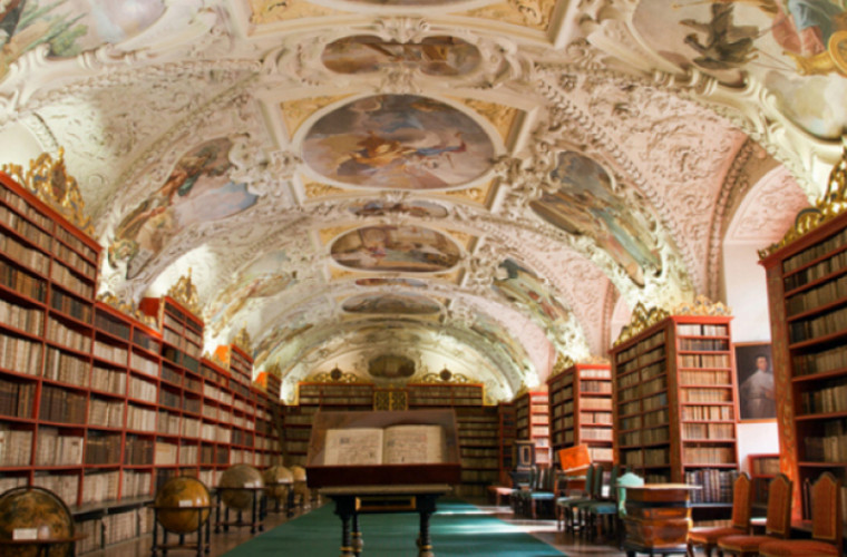 Cele mai frumoase biblioteci din lume (FOTO)