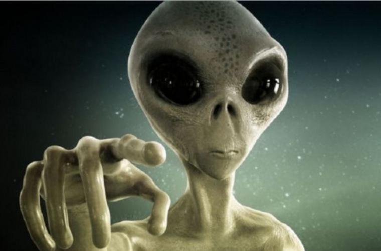 В Аргентине впервые запечатлели инопланетянина (ВИДЕО)