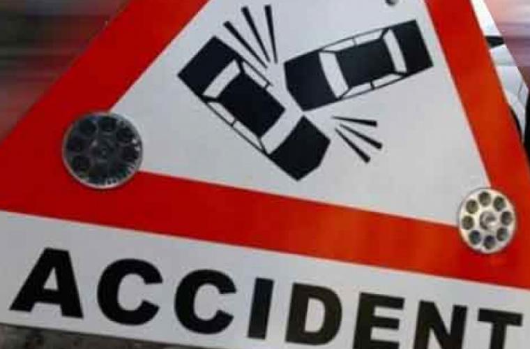 Două accidente rutiere de dragă dimineață
