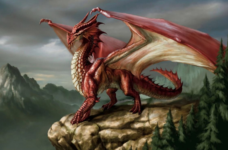 Apariția unui dragon în cadru i-a speriat pe utilizatori (VIDEO)