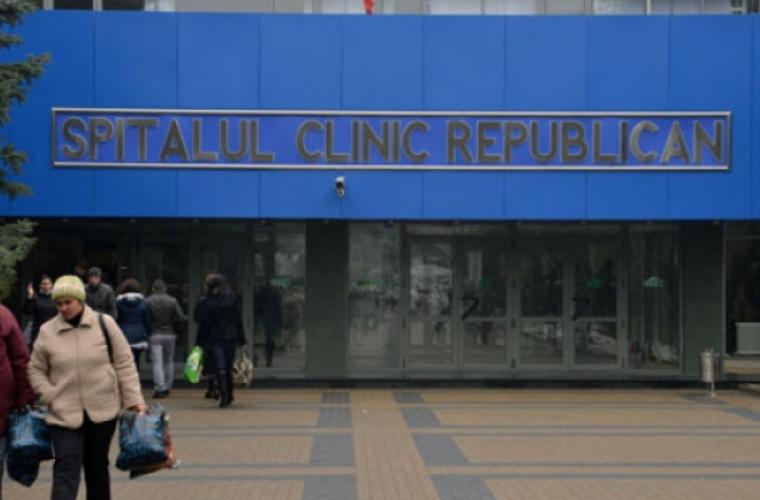 Spitalul Clinic Republican: Fără hîrtie și săpun la WC, dar cu recepții luxoase