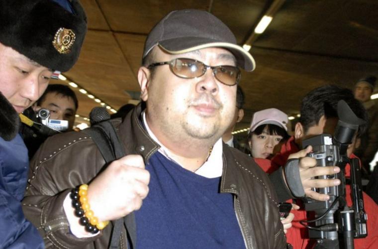 """Fratele vitreg al lui Kim Jong-Un în timpul atentatului era """"cu bani"""""""