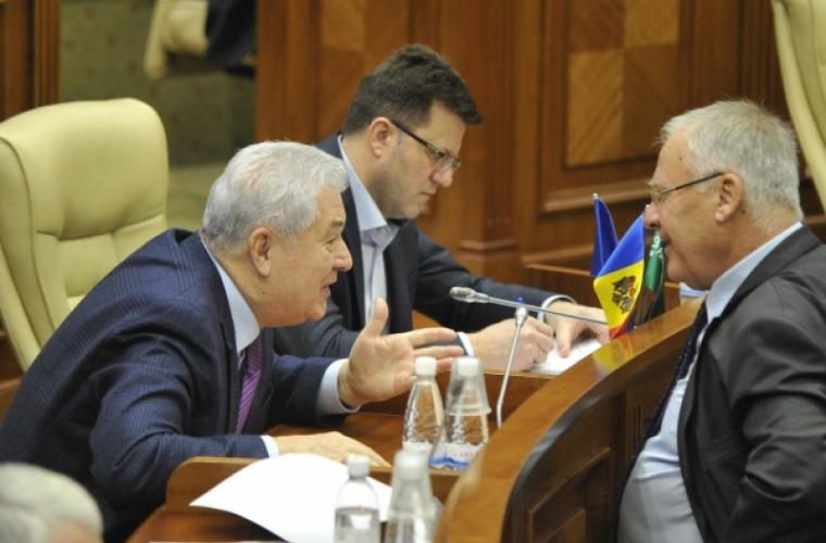 Voronin face glume pe seama lui Diacov: Este un provocator
