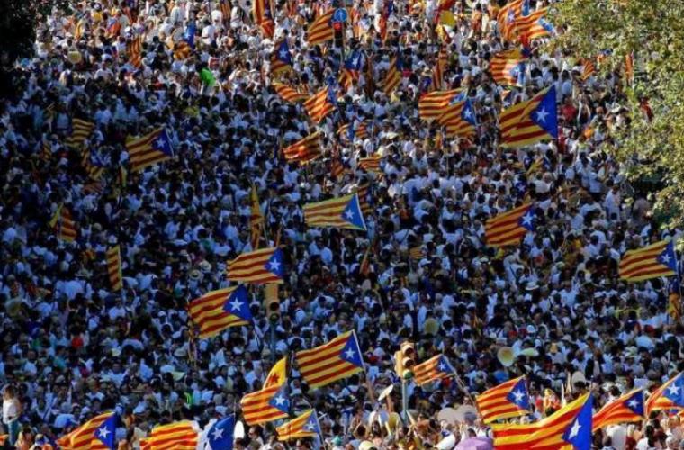 Spania: Arestul liderilor separatiști provoacă proteste ample