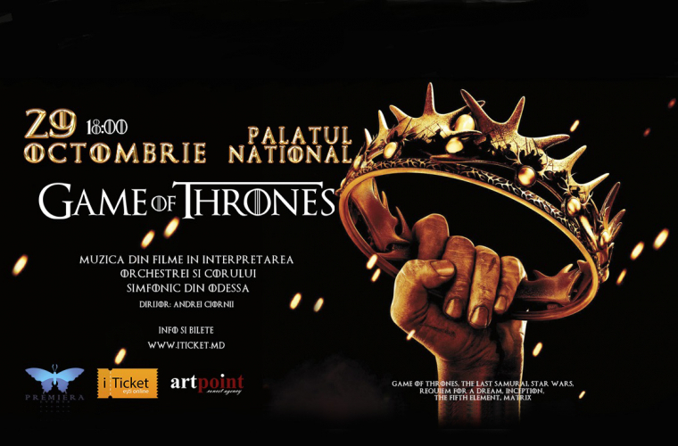 """Game of Thrones – Concert Simfonic"""