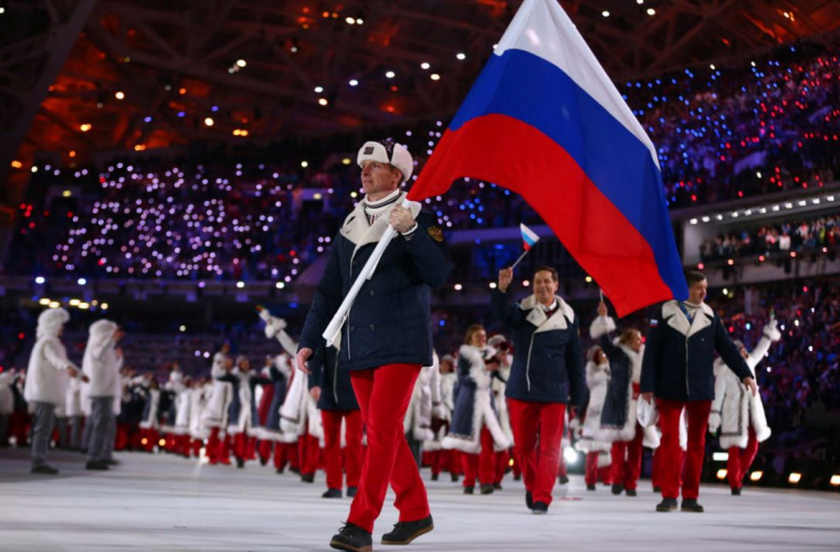 """COI a numit """"născocire"""" interdicția imnului Rusiei la Jocurile Olimpice de iarnă"""