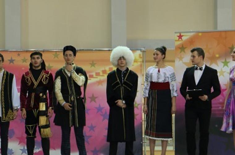Moldovenii au participat la Festivalul culturilor naționale la MGIMO (FOTO)