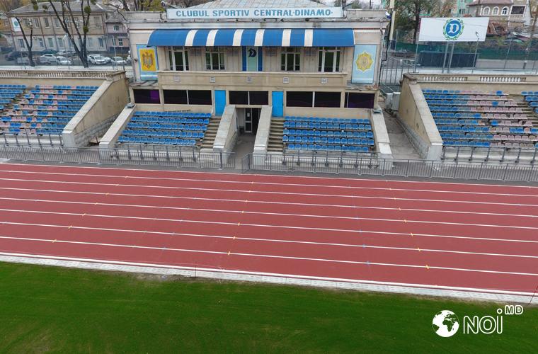 """Cum arată stadionul """"Dinamo"""" după renovare (VIDEO/FOTO)"""