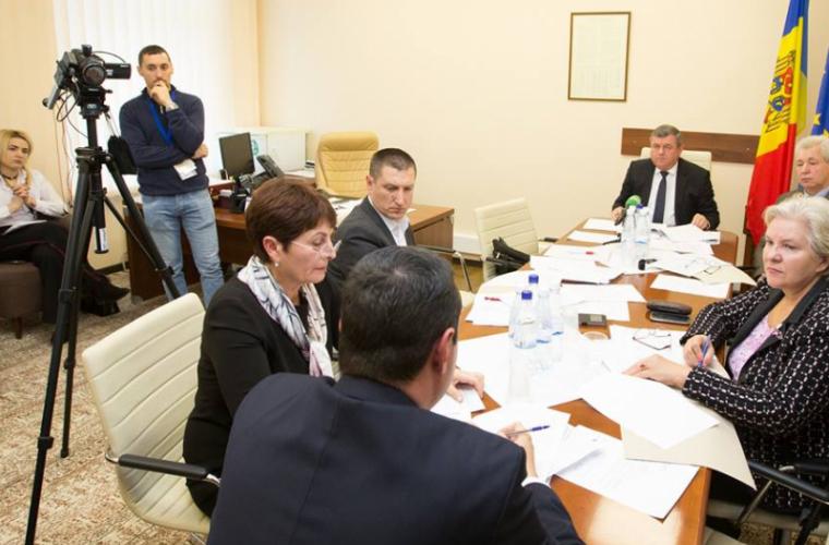 """Agenția """"Moldsilva"""", la raport în fața deputaților"""