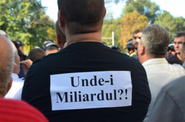 """Moldovenii au uitat de """"miliard""""?"""