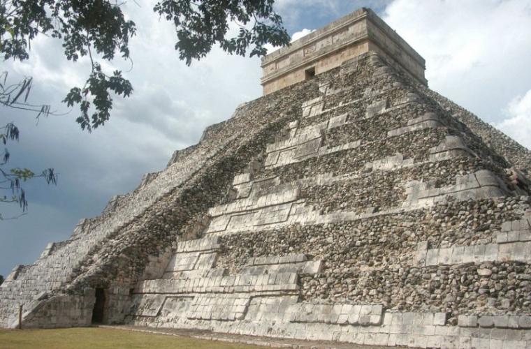 Тайны пирамид майя могут быть раскрыты
