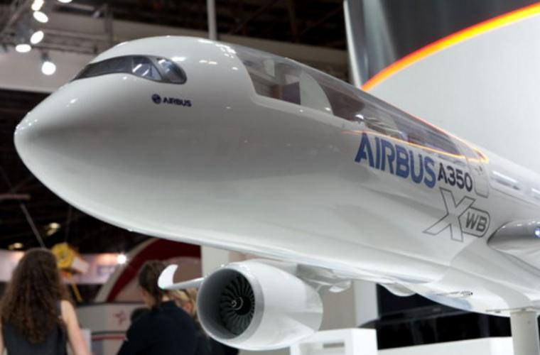 "Compania ""Airbus"" a primit comanda-record din toată istoria sa"