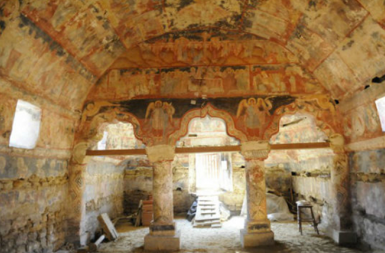 A fost lansat primul proiect Twinning în domeniul patrimoniului cultural