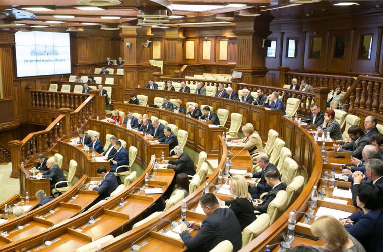 Deputații moldoveni și cei români se reunesc într-o ședință comună