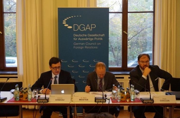 Reformele economice și bancare în Moldova au fost discutate la Berlin