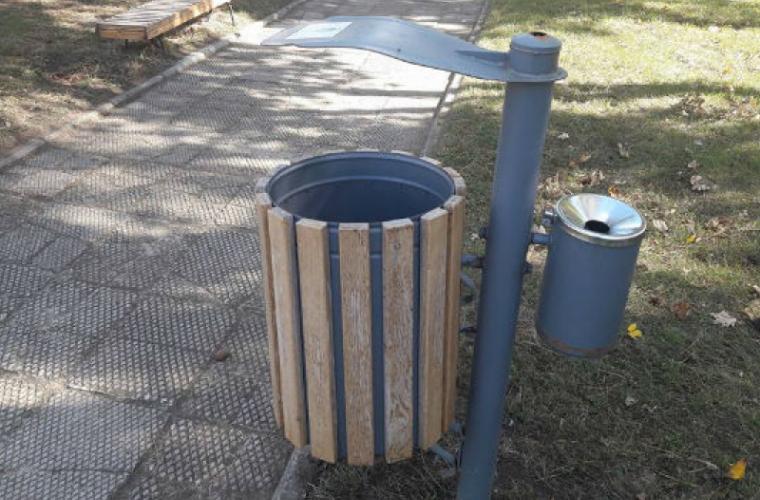 Pînă la sfîrșitul anului, numărul coșurilor de gunoi din Chișinău va crește