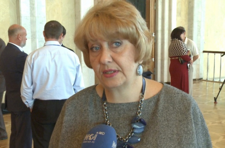 Goncearova: Chișinăul trebuie să fie comun pentru toți, indiferent de opțiunea politică