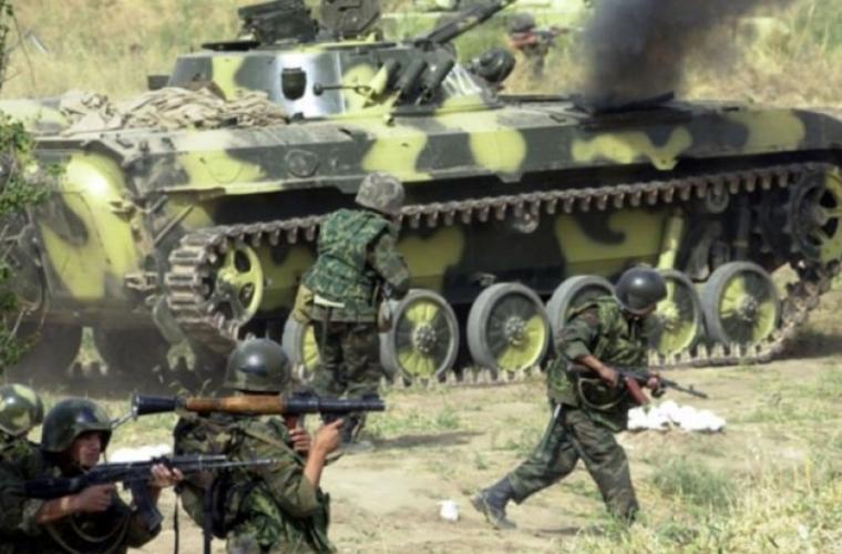 Militarii ruși au desfășurat în Transnistria instrucțiuni de contracarare a terorismului