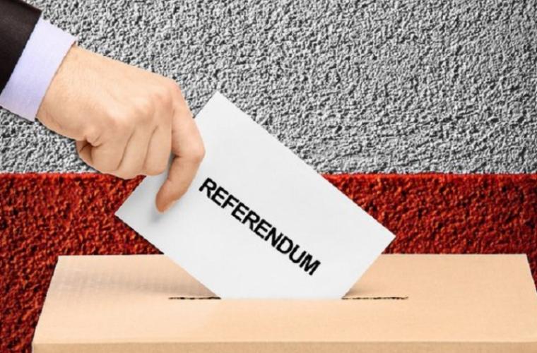 Нарушения на референдуме и загадочный бюллетень