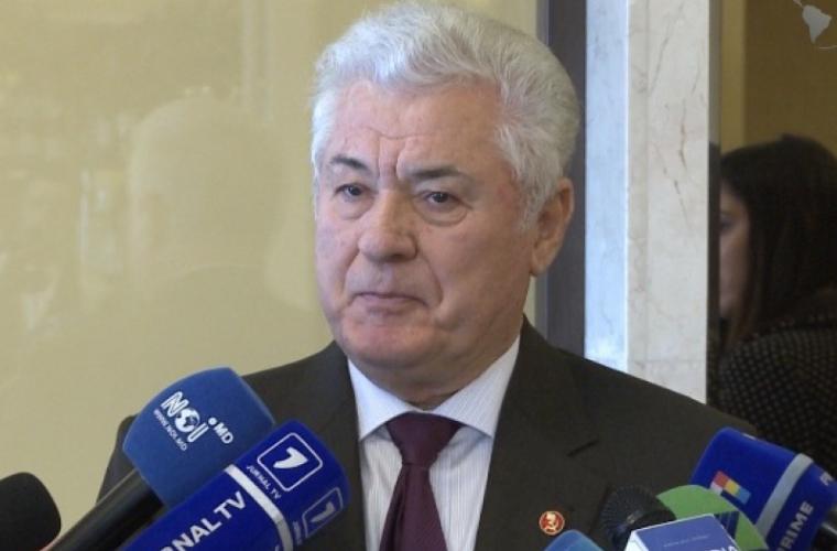 Voronin: Socialiștii, în cîrdășie cu democrații, i-au înșelat pe chișinăuieni