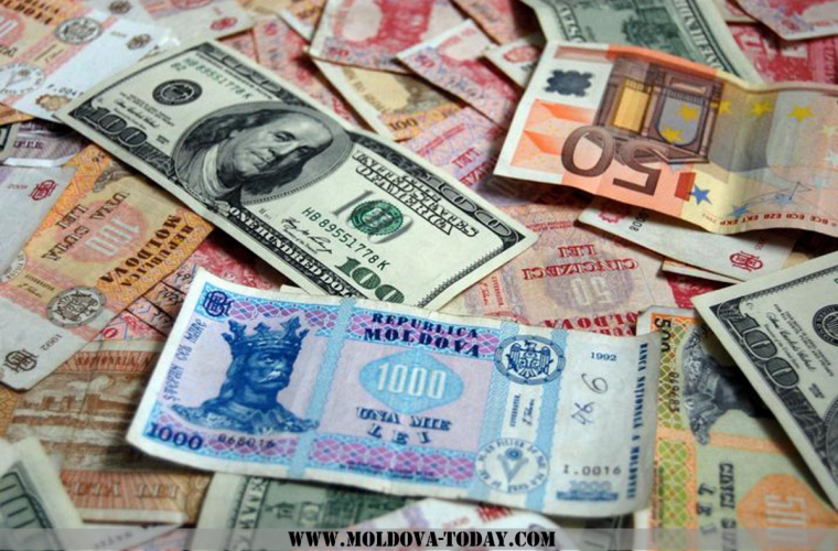 Ce rată a leului față de dolar este așteptată în următorii trei ani?